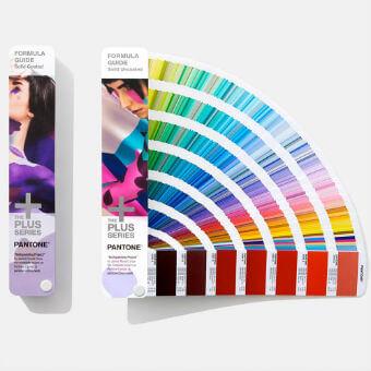 Catálogos de cores - Pantone e TrueColor para Indústria Gráfica