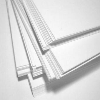 Filme Laser e papel Vegetal para Indústria Gráfica